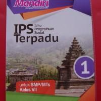 Mandiri IPS Terpadu SMP/MTS Kelas VII Kur 2013