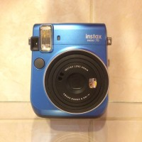 Jual Fujifilm Instax Mini 70 Island Blue Instant Camera  Murah