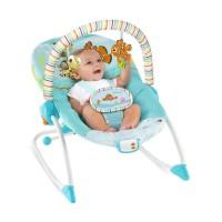 Bright Starts Finding Nemo Fins & Friends Infant to Toddler Rocker 102