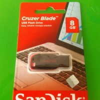 Jual SanDisk Cruzer Blade USB Flash Drive 8GB Murah