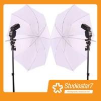 Paket Studio Foto Silver with Flash YN 560 IV