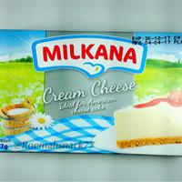Cream Cheese Cake Ideal For America Merk Milkana 227 gr By Go Jek Only