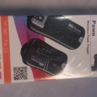 [PROMO] Pixel Pawn Wireless Flash Trigger for Canon