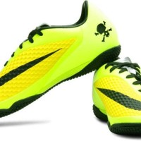 sepatu futsal anak nike hypervenom phelon yellow original