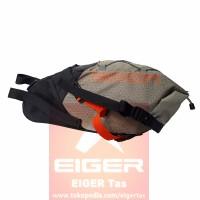 Tas Saddle Sepeda Eiger 6322 Hoverland Brown - Saddle Bag