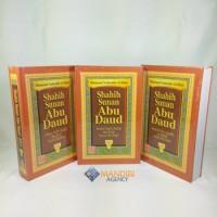 Shahih Sunan Abu Daud 3 Jilid Lengkap