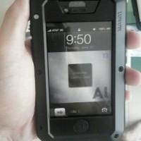Case Lunatik Taktik Extreme Iphone 4/4S/4G Gorilla Glass Hardcase