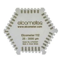 Jual Elcometer 112 Wet Film Thickness Aluminium
