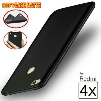 Case Xiaomi Redmi 4X / 4 X Prime New Edition Casing Slim Back Covers