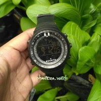 Jam Tangan Outdoor Pria Suunto Core Alll Black Best Seller Waterproof