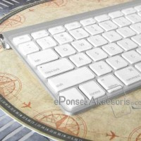 Apple Wireless Keyboard Protector Skin Superthin