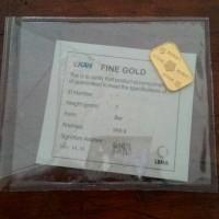 Jual Logam mulia, emas batangan 5 gram Antam Murah