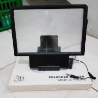 Jual perbesar layar enlarge screen magnifier bracket stand 3d smartphone Murah