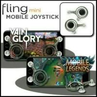 Jual Fling Mini Mobile Joystick Gamepad Gaming Mobile Legend Murah