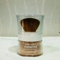 loreal true match mineral foundation soft ivory