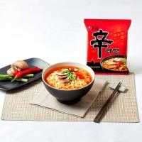 Mie Korea Halal Nongshim Shin Ramyun Spicy 120g