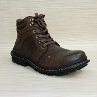 Sepatu Boot Pria casual formal Jim Joker Original Jeruk 02(Best Price)