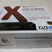 Jual XTREAMER DVB-T2 BIEN3 RECEIVER TV DIGITAL Murah