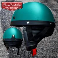 Helm Bogo Chip Cip Tosca Motor Custom Retro Vespa Boncengers Cakil