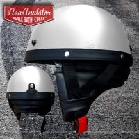 Helm Bogo Chip Cip Harley Motor Custom Retro Vespa Boncengers Cakil