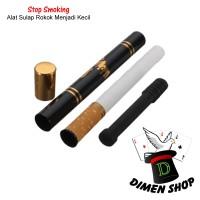 Stop Smoking | Alat Sulap | Sulap Rokok | Mainan | Joke | Dimen Shop