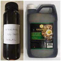 kikkoman halal all purpose soy sauce sharing size 250ml