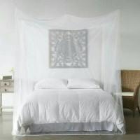 kelambu tidur gantung/ kelambu nyamuk gantung u.k180Cm X 200Cm