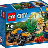 Jual LEGO 60156 CITY JUNGLE BUGGY Murah