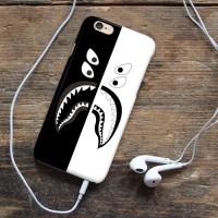 Bape Face Shark iphone case iphone 6 7 case 5s oppo f1s redmi s6 vivo