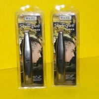 Alat Cukur tatto / ukir rambut kepala, WAHL Stylique Model 9808 hitam