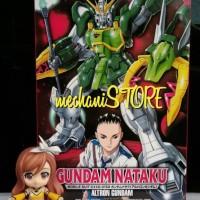 HG 1/100 Gundam Nataku (Altron Gundam) BANDAI