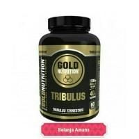 SUPLEMEN PRIA HORMON TESTOSTERONE TERBAIK GOLD NUTRITION TRIBULUS USA