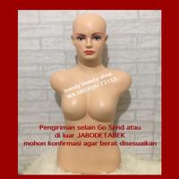 Manekin Torso/Wanita Setengah Badan (BODY SAJA)