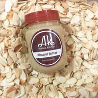 Jual Atsha's Kitchen almond butter, selai kacang almond natural Murah