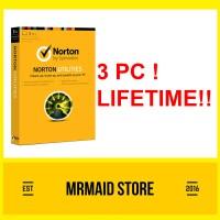Norton Symantec Utilities 3 PC LIFETIME !!