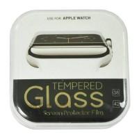 Jual Tempered glass / screen protector/anti gores apple watch 38mm 42mm Murah
