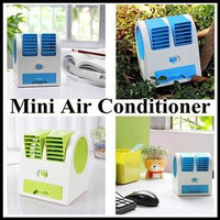 Jual Ac Mini Double Ac Duduk / New Generation With Double Fan Murah