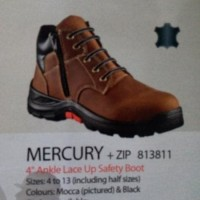 Sepatu Safety AETOS MERCURY+ZIP 813811