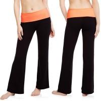 Jual Celana Panjang Wanita Sport Olahraga Branded WOMAN YOGA FLARE PANTS Murah