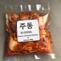 Jual Ju Dong Kimchi/homemade kimchi/Korean food/kimchi homemade/large size Murah