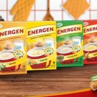 Energen Cereal Aneka Varian Isi 10Pcs