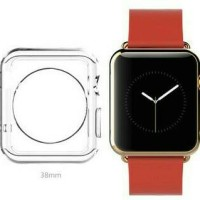 Jual SALE bumper silicone case apple watch 38mm 42mm series 1 & 2 Murah