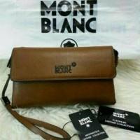 handbag atau tas tangan merk mont blanc