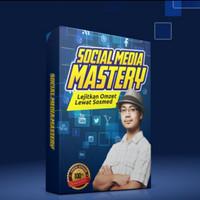 Social Media Mastery | Cara Jualan Laris Manis Via Social Media