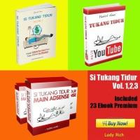 Paket Si Tukang Tidur 1 2 Dan 3 | Youtube | Adsense | Panduan Lngkap