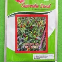 Benih Cabai Cabe Rawit Hijau Kerinci Pack - Garuda Seed