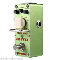 AROMA AMS - 3 Modulation Ensemble True Bypass Electric Guitar Effect P