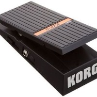 KORG EXP-2 Expression Volume Pedal for Piano Keyboard Black Japan(with