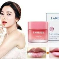 Jual 100% Korean ORIGINAL - Laneige Lip Sleeping Mask 20gr Murah