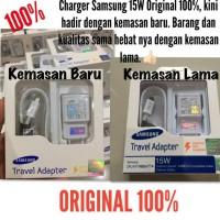 Jual Charger Android Samsung Original 100% Adaptive Fast Charging Murah